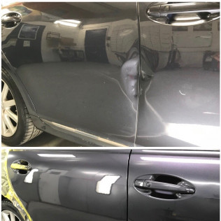 dent removal services before and after lexington, sc
