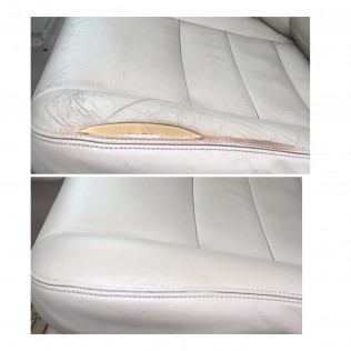 upholstery repair before and after lexington, sc