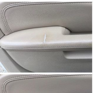 upholstery door repair before and after lexington, sc