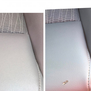 upholstery replacement before and after lexington, sc
